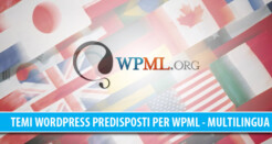 25+ Temi WordPress pronti per WPML, temi multilingua professionali