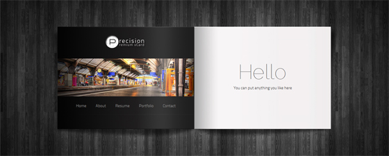 ThemeForest - Precision