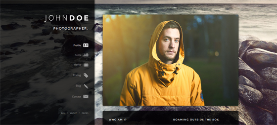 ThemeForest - Selfless