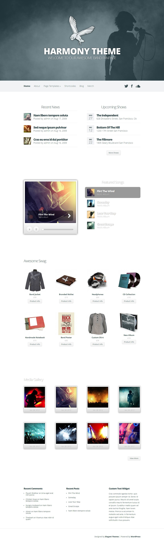 Harmony - ThemeForest