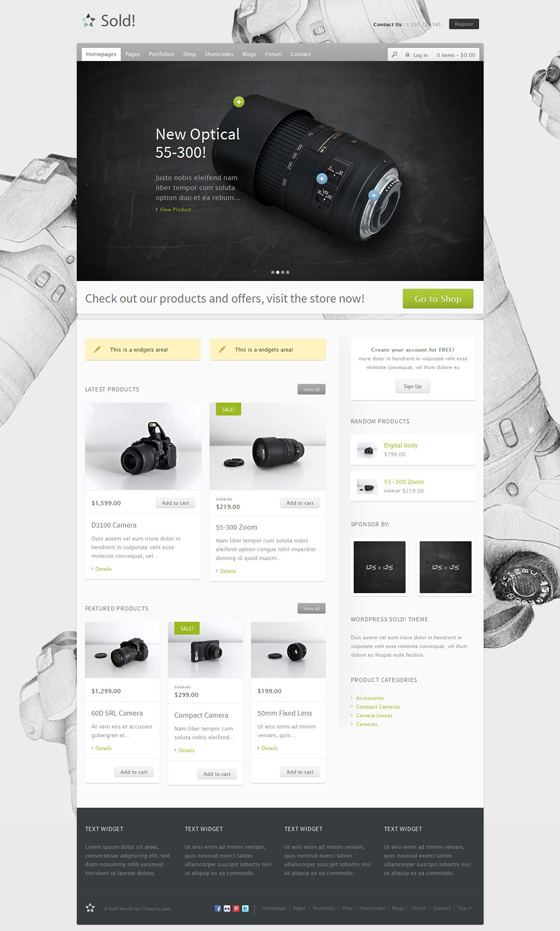 Sold! - ThemeForest