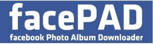 Scaricare foto da facebook e salvare album di amici facepad