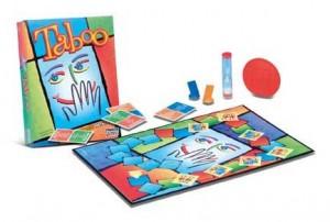 Taboo, il gioco da tavolo