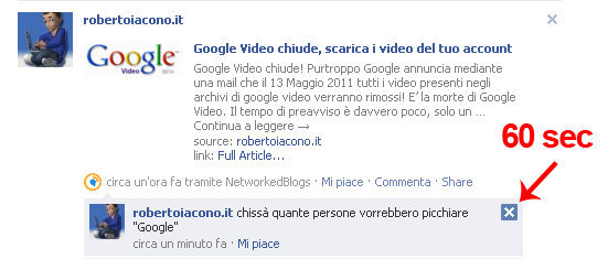 Come modificare commenti facebook
