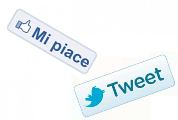 Come inserire pulsante Mi piace e Tweet sul sito o blog