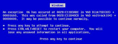 partizionamento interrotto, windows non parte, problema risolto!