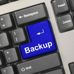 Backup dei post, pagine, commenti, impostazioni del blog wordpress