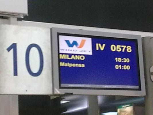 Compensazione monetaria Windjet per ritardo volo di oltre 5 ore!