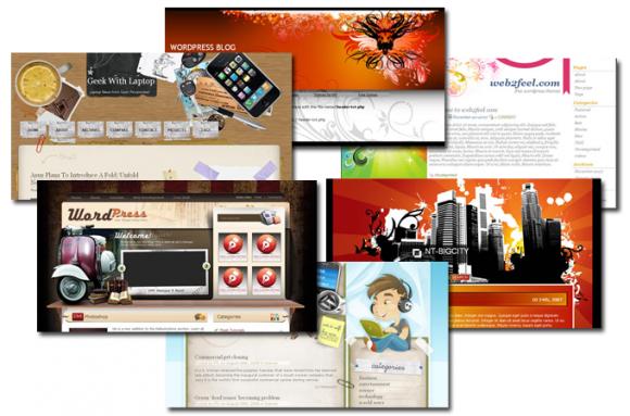 Temi wordpress gratis, raccolta dei migliori siti per scaricare i temi