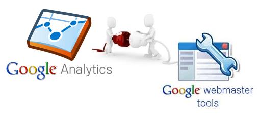 Collegare Google Analytics a Webmaster Tools per avere maggiori statistiche