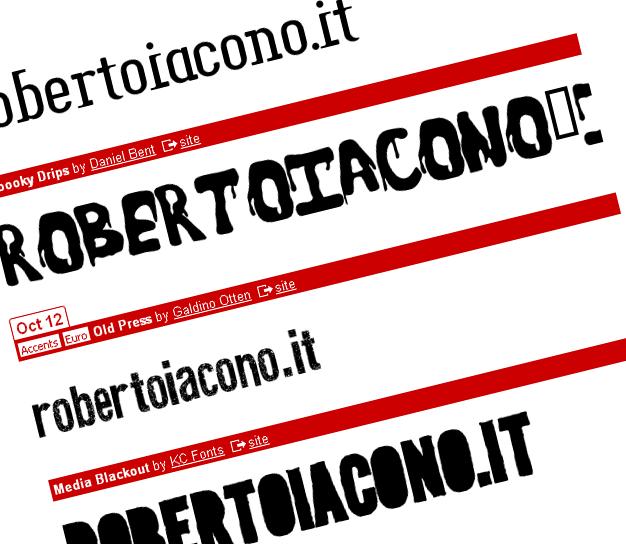 Come inserire font personalizzato in un blog wordpress