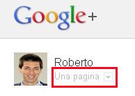 google plus, diventare una pagina