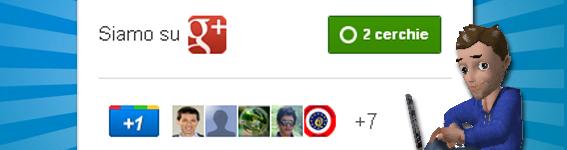 Come collegare la tua Pagina Google+ al tuo blog tramite il badge