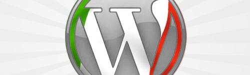 Come localizzare Wordpress, tradurlo in italiano da altre lingue