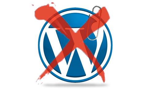 Eliminare le pagine delle immagini (degli allegati) in WordPress