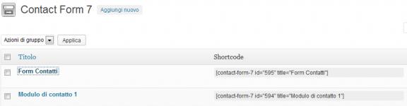 cf7 shortcode