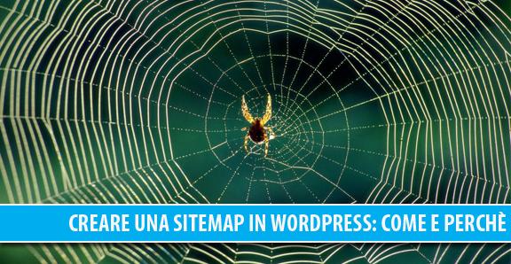 Creare una sitemap in WordPress: come e perchè