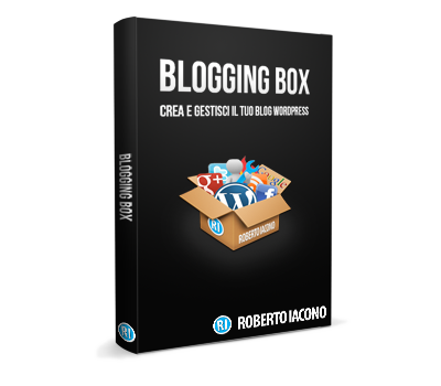 Ebook Blogging Box