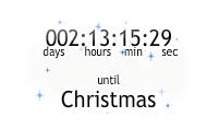 christmas widget