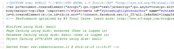 codice html minify