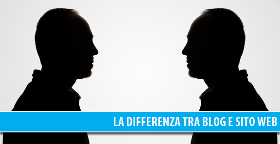 La differenza tra blog e sito web