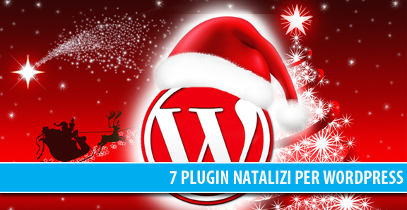 7 plugin Natalizi per WordPress