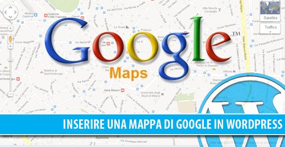 WordPress map plugin: come inserire le mappe di Google con MapPress
