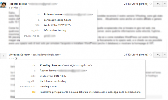 mail1 - vhosting