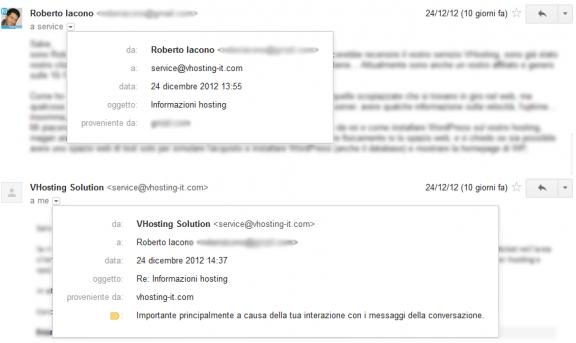 mail1 - vhosting