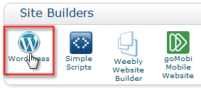sitebuilder WordPress
