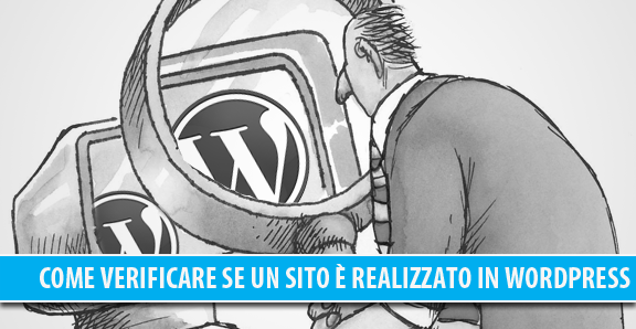Come verificare se un sito o blog è in WordPress