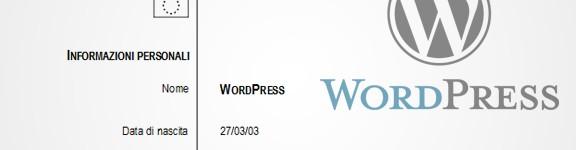 Cosa si può fare con WordPress?