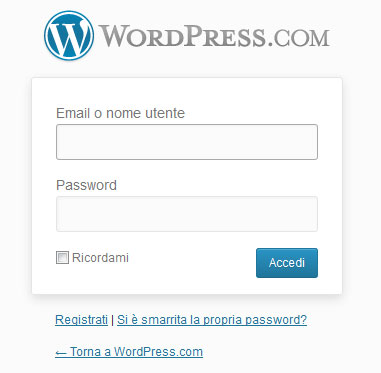 Login - wordpress.com