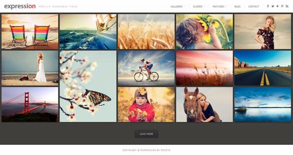 portfolio - expression