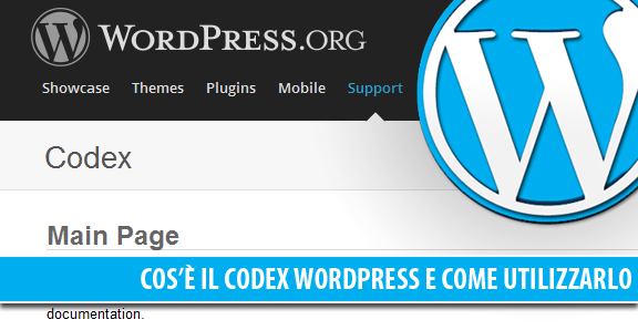 Codex di WordPress: cos'è e come usarlo