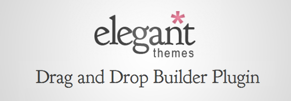 elegant themes- builder