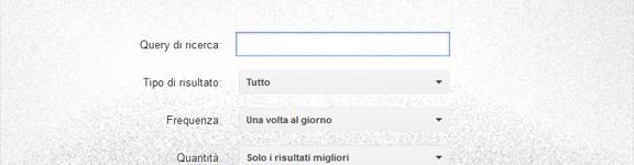 Google Alert: come usarlo al meglio per un blog, ma non solo...