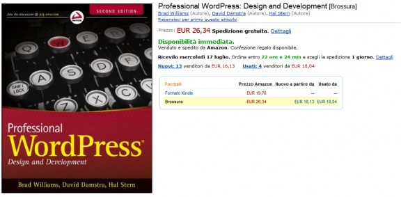 Professional WordPress - Design and Development