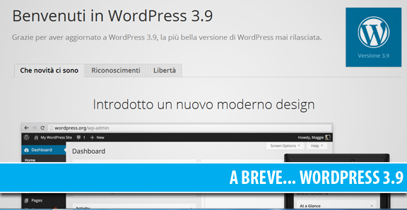 A breve wordpress 3.9