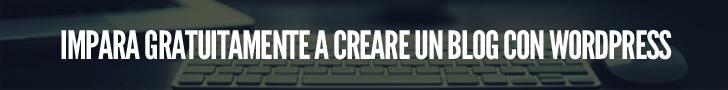 Nuovo Video Tutorial Su Wordpress Ti Guida Passo-Passo Su Come Creare Il Tuo Blog In Modo Semplice E Veloce... Anche Se Non Hai Esperienza!